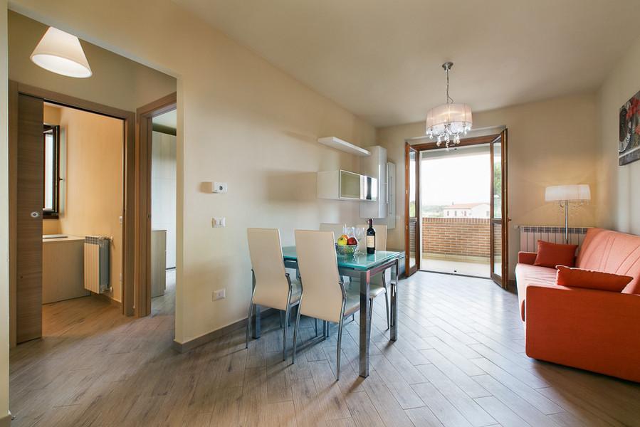 foto interni appartamenti suvereto