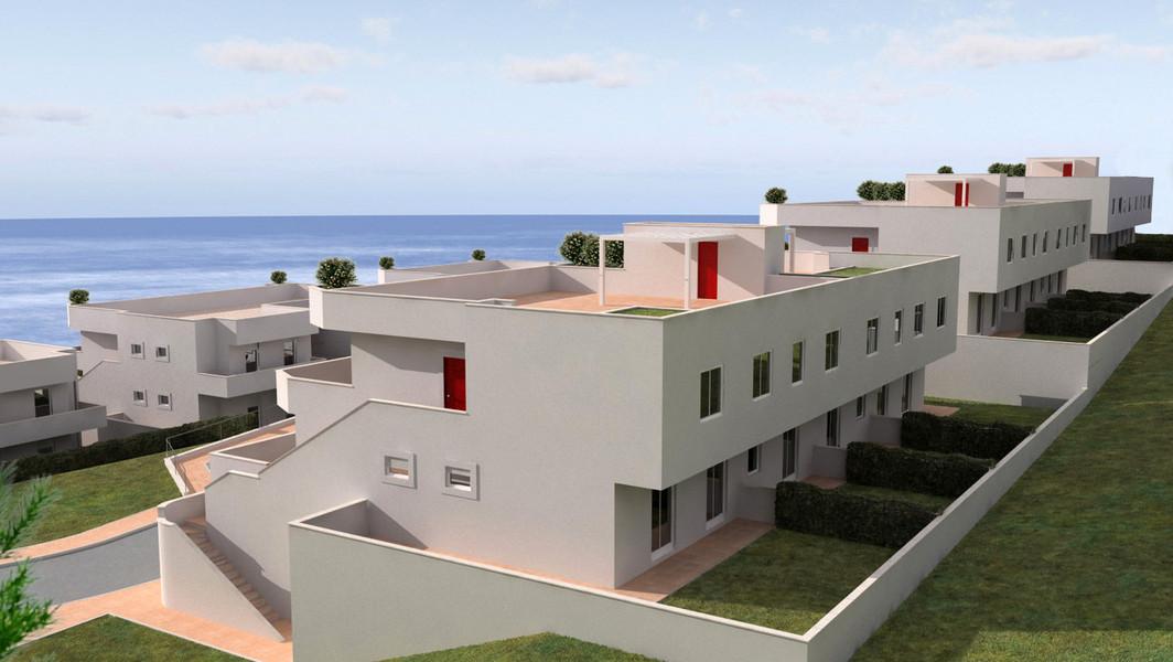 Appartamenti di nuova costruzione in vendita a piombino for Dimensioni finestre velux nuova costruzione